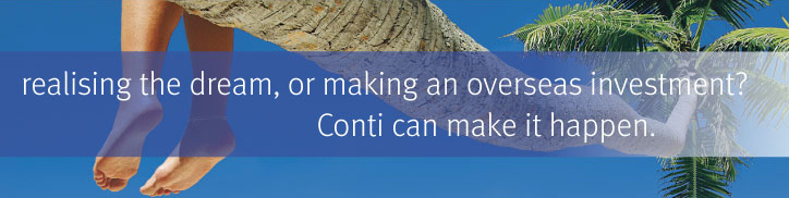 Conti Overseas Investment