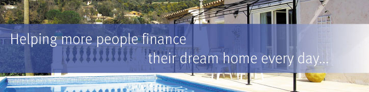 Finance your property abroad