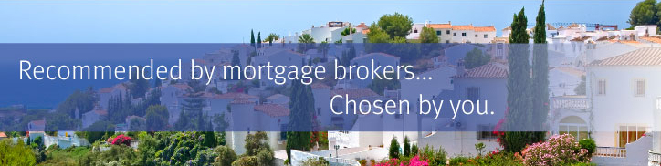 Recommended by Mortgage Brokers